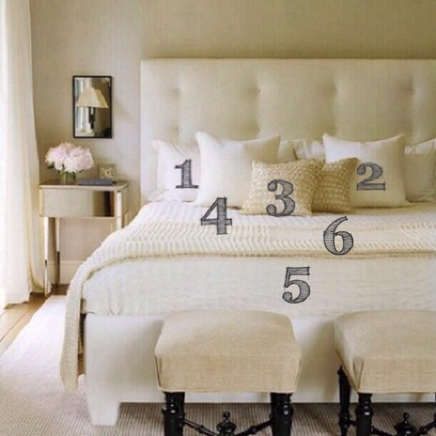 ... Jaclyn Colville  Hotel Style Bedroom