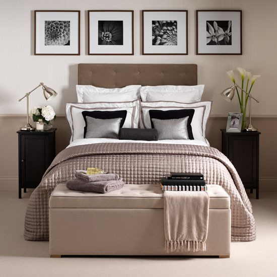 Jaclyn Colville  Hotel Style Bedroom