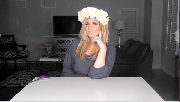 Flower Headband 5