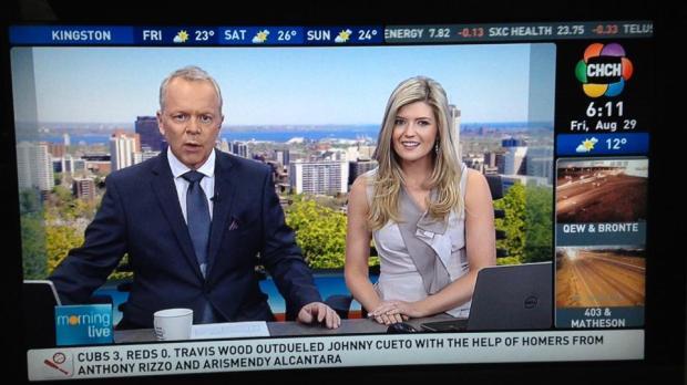 Jaclyn Colville News Anchor
