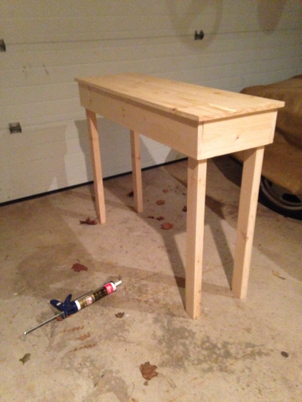 DIY Table 9