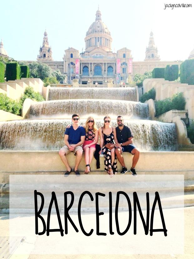 Jaclyn Colville Barcelona