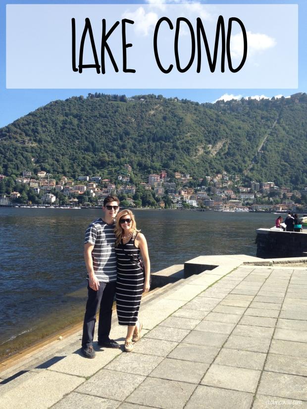 Jaclyn Colville Lake Como
