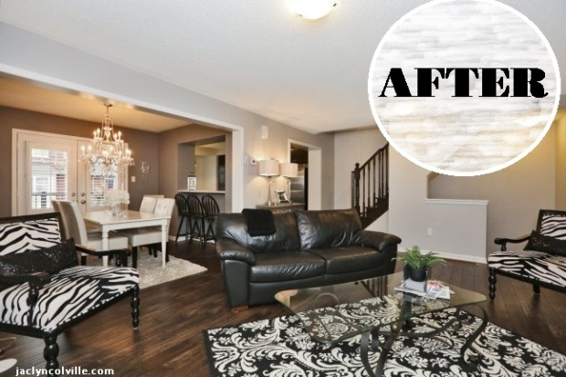 Jaclyn Colville Living Room After