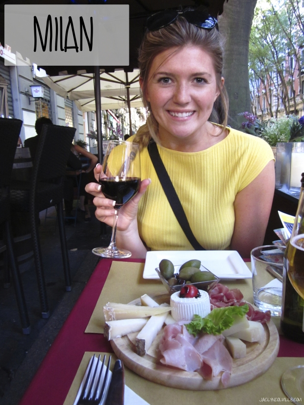 Jaclyn Colville Milan
