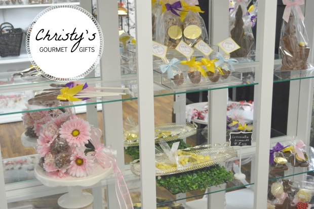 BELLA TROIS VISITS CHRISTY'S GOURMET GIFTS 4