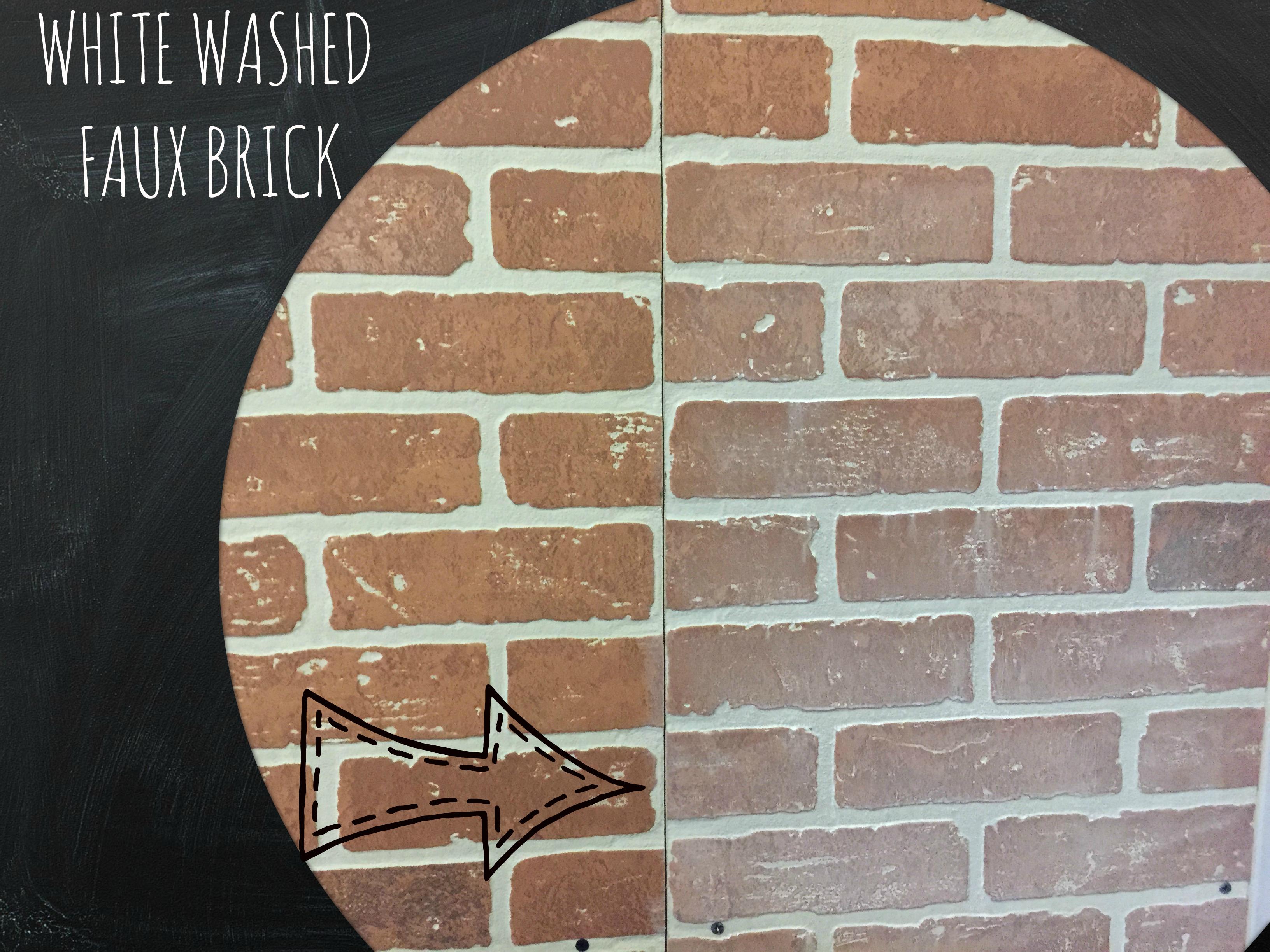 Faux Brick Wall – JACLYN COLVILLE