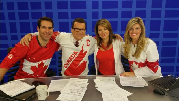 Jaclyn Colville Canada Day