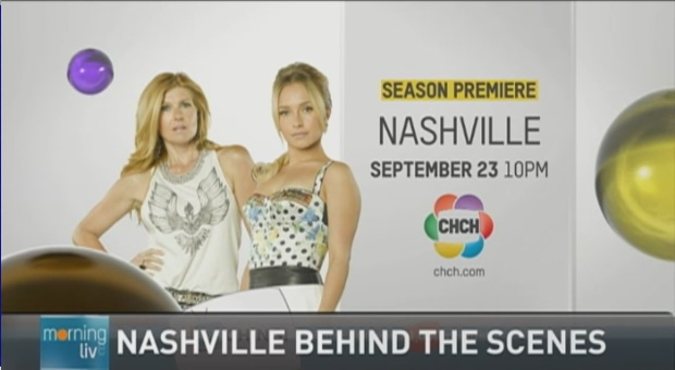 NASHVILLE ON CHCH